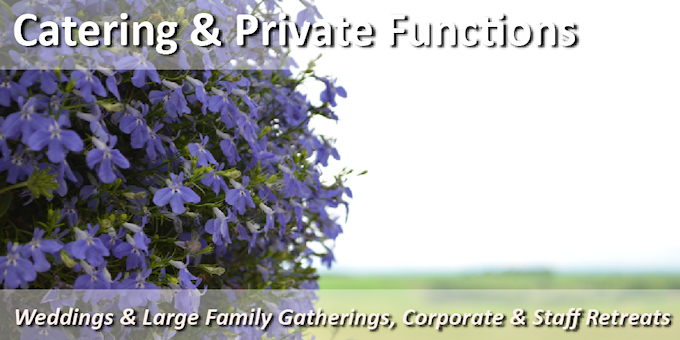 Catering & Private Functions